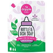 Dapple Bottles & Dishes Soap Refill Lavender