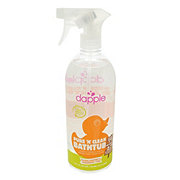 Dapple Naturally Clean Bathtub Fragrance Free