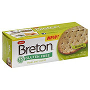 Dare Breton Gluten Free Herb and Garlic Cracker