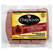 DArtagnan Duck and Armagnac Sausage