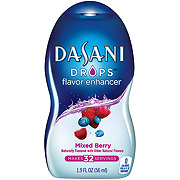 Dasani Drops Mixed Berry Flavor Enhancer