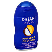 Dasani Drops Pineapple Coconut Flavor Enhancer