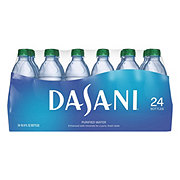 Dasani Purified Water .5 L Bottles