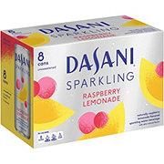 Dasani Sparkling Raspberry Lemonade 12 oz Cans