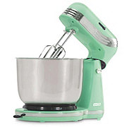 Dash Everyday Stand Mixer, Aqua