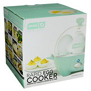 Dash Rapid Egg Cooker, Aqua
