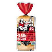 Daves Killer Bread Plain Awesome Organic Bagel