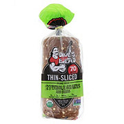 Daves Killer Bread Thin Sliced 21 Whole Grain and Seed