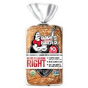 Daves Killer Bread White Bread Done Right Organic Bread