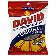 David Roasted And Salted Original Sunflower Seeds