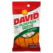 David Roasted & Salted Pumpkin Seeds