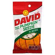 David Roasted & Salted Pumpkin Seeds