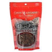 Davis Mountains Nut Company Gourmet Hot & Spicy Pecans
