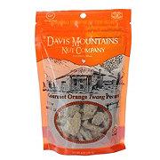Davis Mountains Nut Company Gourmet Orange Twang Pecans