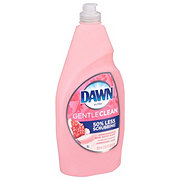 Dawn Gentle Clean Pomegranate Splash Dishwashing Liquid Soap