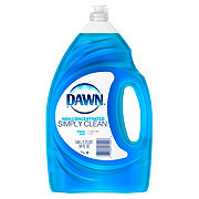 Dawn Non-Concentrated Simply Clean Original Scent Dish Soap