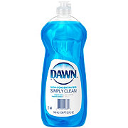Dawn Non-Concentrated Simply Clean Original Scent Dishwashing Liquid