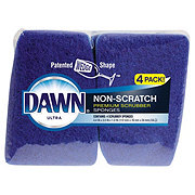 Dawn Non-Scratch Sponges