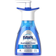Dawn Platinum Erasing Fresh Rapids Dishwashing Foam