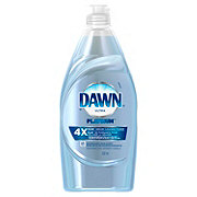 Dawn Platinum Refreshing Rain Dishwashing Liquid
