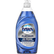 Dawn Platinum Refreshing Rain Dishwashing Liquid Soap