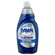 Dawn Platinum Refreshing Rain Scent Dish Soap