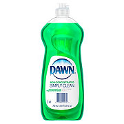 Dawn Simply Clean Non-Concentrated Apple Blossom Scent Dish Soap