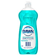 Dawn Simply Clean Non-Concentrated Summertime Showers Scent Dish Soap