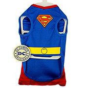 DC Comics Superman With Cape Dog Costume