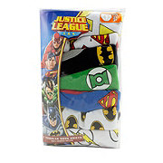 DC Superheroes Justice League Boys Briefs 7 pk