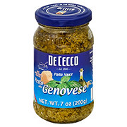 De Cecco Pesto alla Genovese Pasta Sauce