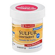 De La Cruz Pomada de Azufre Sulfur Ointment 10%