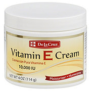 De La Cruz Vitamin E Cream 10000 Iu