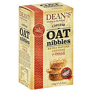 Dean's Extra Mature Cheddar & Chili Oat Nibbles