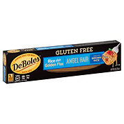 DeBoles Rice Plus Golden Flax Angel Hair - Gluten Free