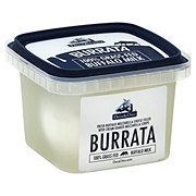 Deca and Otto Burrata