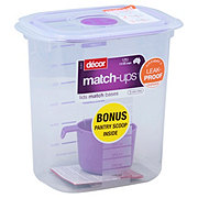 Decor Matchup Real Seal Storage 7.4 Cup