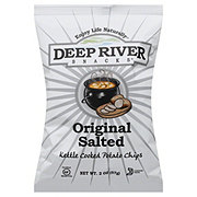 Deep River Snacks Kettle Cooked Original Salted Potato Chips