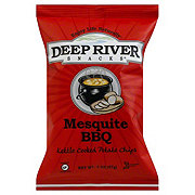 Deep River Snacks Mesquite BBQ Kettle Cooked Potato Chips