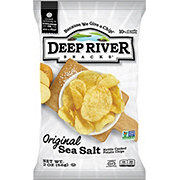 Deep River Snacks Potato Chips Original Salted