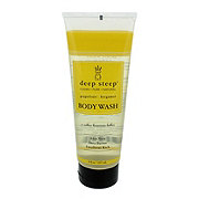 Deep Steep Grapefruit Bergamot Body Wash