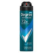 Degree Men Cool Rush Antiperspirant Dry Spray