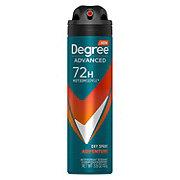 Degree Men MotionSense Adventure Antiperspirant Deodorant Dry Spray
