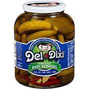 Del Dixi Baby Kosher Pickles