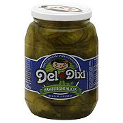 Del Dixi Hamburger Dill Slices
