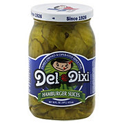 Del Dixi Hamburger Slices