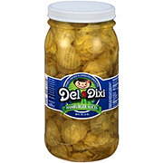 Del Dixi Hamburger Slices Pickles