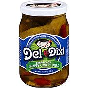 Del-Dixi Snappy Garlic Dill Pickles