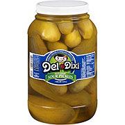 Del-Dixi Sour Pickles