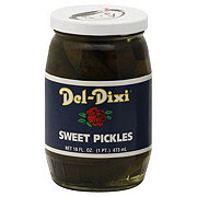 Del Dixi Sweet Pickles